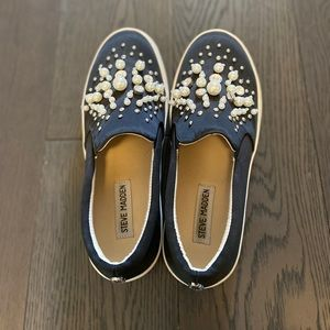 Steve Madden Pearl Flat Loafers